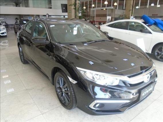Honda Civic Ex 2.0 16v Flexone 4p Cvt Aut. Completo 0km2020