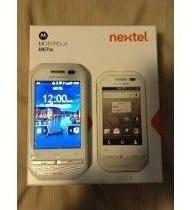 Celular Mini Nextel I867 Chico Liviano Android 2,0 Blanco 1
