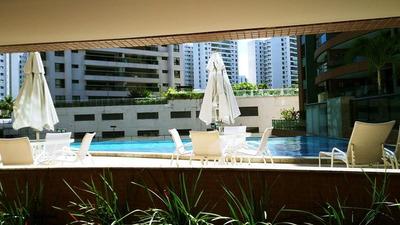 Apartamento Para Locação Em Salvador, Alphaville I, 3 Dormitórios, 3 Suítes, 4 Banheiros, 3 Vagas - Lr0587