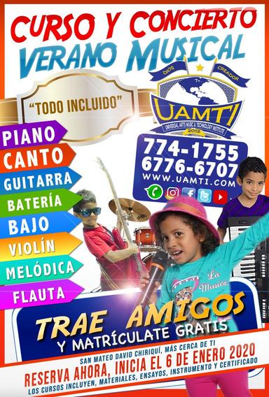 El Mejor Curso De Verano En Guitarra 7741755 67766707