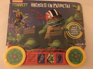 Libro Héroes En Patineta