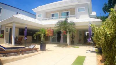 Casa Com 4 Dormitórios À Venda, 320 M² Por R$ 1.650.000 - Anil - Rio De Janeiro/rj - Ca0124