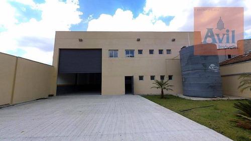 Galpão À Venda, 2200 M² Por R$ 9.600.000,00 - Cambuci - São Paulo/sp - Ga0143