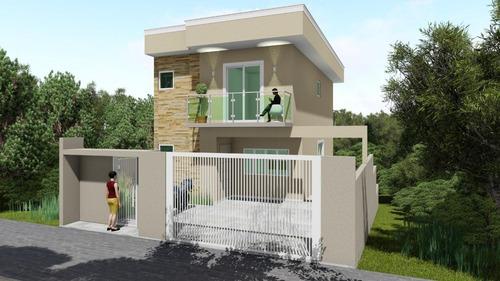 Imagem 1 de 9 de Casa Para Venda Em Cajamar, Portais (polvilho), 3 Dormitórios, 1 Suíte, 2 Banheiros, 2 Vagas - _1-1918893