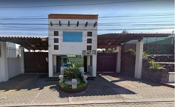 Casa En Venta Remate Bancario En Fracc. Residencial Las Palmas, Metepec
