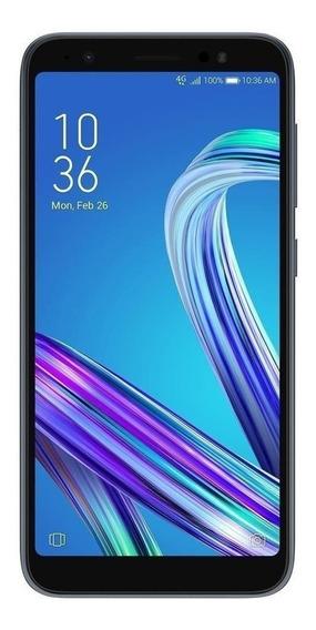 Asus ZenFone Live L1 ZA550KL (Snapdragon 425) Dual SIM 32 GB Preto-meia-noite 2 GB RAM