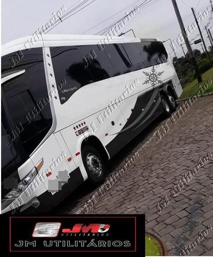 Imagem 1 de 8 de Paradiso 1200 G7 Ano 2009 M. Benz O500 Rsd 50 Lug Jm Cod.24