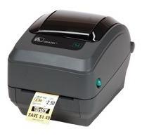 Impresora Etiquetas Zebra Gk-420 T Usb Red
