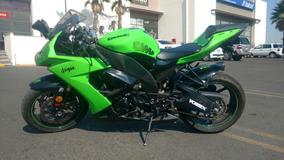 Kawasaki Ninja 2008