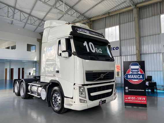 Volvo Fh 400 6x2 2010 Manual