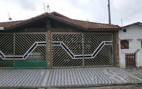 Imagem 1 de 14 de Casa Com 2 Dorms, Maracanã, Praia Grande - R$ 280 Mil, Cod: 4539 - V4539