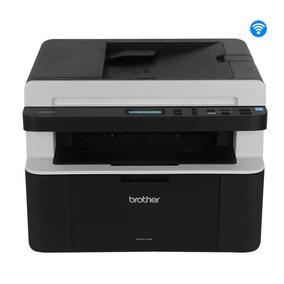 Impressora Multifuncional Laser Mono Dcp-1617nw Brother 110v