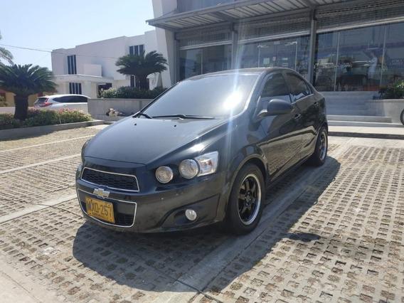 Oportunidad Chevrolet Sonic 2013 Negro Automático