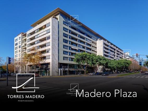 Alquiler Madero Plaza Depto De 3 Dormitorios Con Cochera.