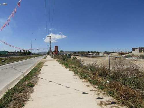 Excelentes Terrenos Comerciales En Carretera A Colotlan Y Juan Gil Preciado