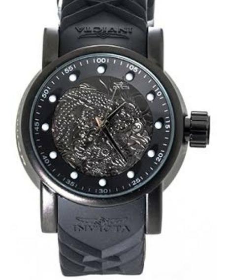 Relógio Masculino Yakusa Dragão C/caixa Promoção