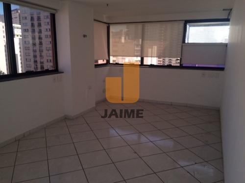 Conj. Comercial Para Locação No Bairro Higienópolis Em São Paulo - Cod: Ja8372 - Ja8372