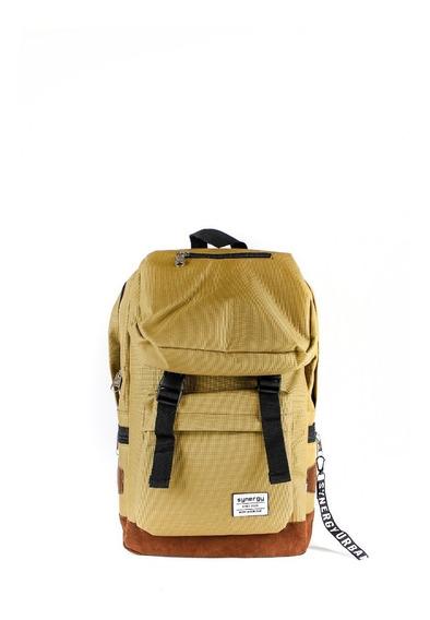 Bolso Synergy Ucc Traveler Khaki 605