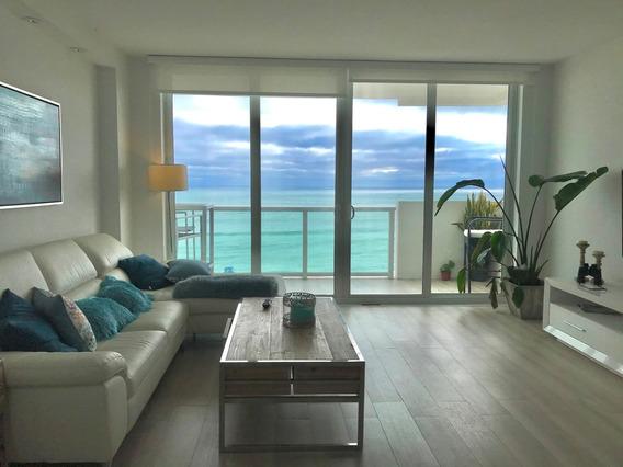 Miami Beach. Departamento Frente Al Mar