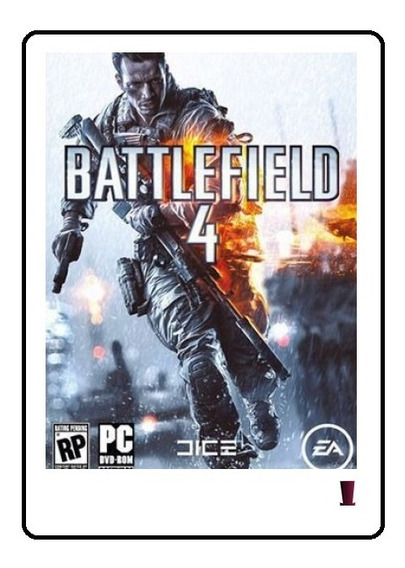 Battlefield 4 Pc Origin Cd Key Original