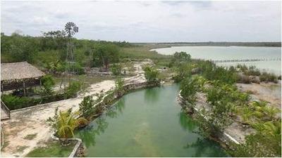 Se Venden 40 Hectareas En Laguna Ocom Carrillo Puertop1409