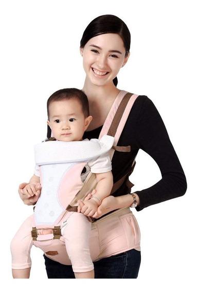 Cangurera Bebe Niños Portabebe Asiento Ergonomica