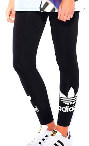 Leggins Malla Deportiva Originals Mujer adidas Full Aj8153
