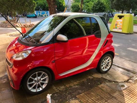 Auto Smart Automático Fortwo Passion Full Con Autoseguro