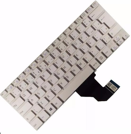 Teclado Sony Vaio Fif Svf14 , Hk8 Branco