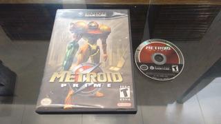 Metroid Prime Sin Instructivo Para Nintendo Game Cube