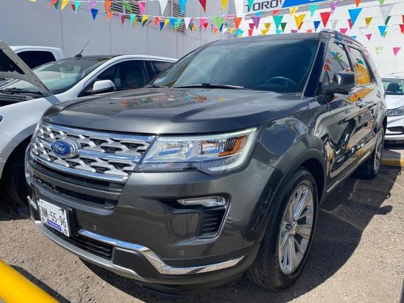 Ford Explorer Límited 2019
