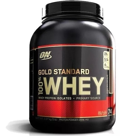 Whey Gold Standard 2.3kg - Optimum Nutrition
