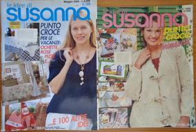 Revista Italiana Le Idee Di Susanna Lote 8 Números