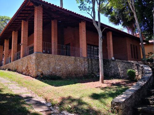 Casa Campo Condominio Fechado No Patrimnio Jahu / Ibiuna Sp
