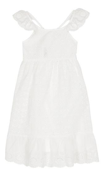 Vestido Largo Midi De Niñas C&a 1047910