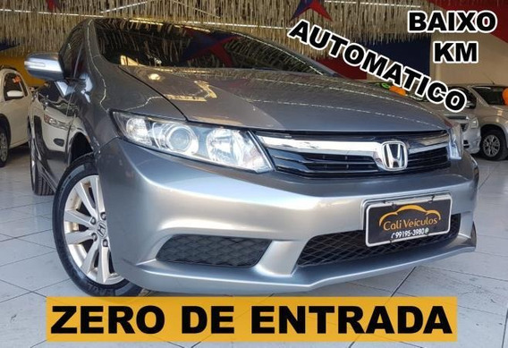 Honda Civic Sedan Lxs 1.8 Flex Aut