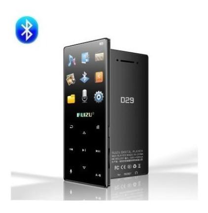 Mp3 Player Ruizu 24gb Bluetooth Touch Screen Frete Grátis