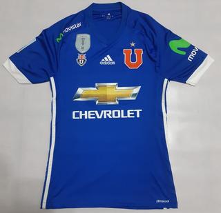 Camisa Universidad De Chile adidas Jogo 6 Rodriguez Campeon