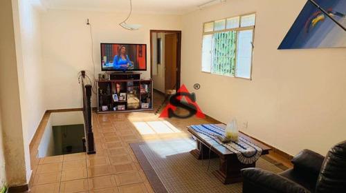 Casa Com 3 Dormitórios, 154 M² - Venda Por R$ 750.000,00 Ou Aluguel Por R$ 3.000,00/mês - Vila Firmiano Pinto - São Paulo/sp - Ca2607