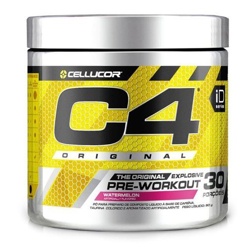 C4 Pre Workout 90g Orange