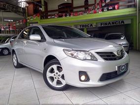 Toyota Corolla 2.0 16v Xei Flex Aut. 2012 Prata Única Dona