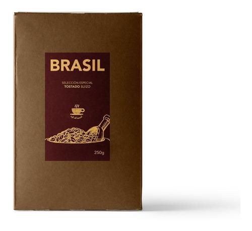 Imagen 1 de 6 de Café En Grano Brasil