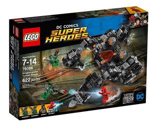 Lego Dc Comics Super Heroes 76086 Knightcrawler Tunnel + Env