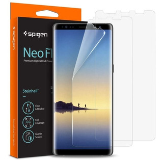 Protector Spigen Neoflex Hd Samsung Note 8 9 10 10 Plus X2u