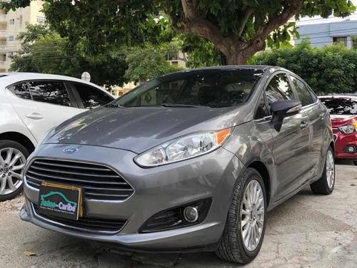 Ford Fiesta 2014 1.6 Sportback Titanium
