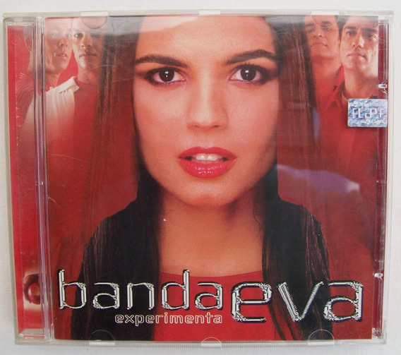 Cd Original De Banda Eva.