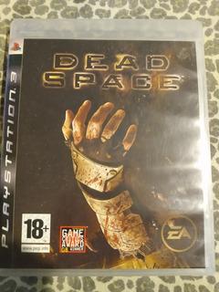 Dead Space 1 Ps3 Audio Español Y Subt. Español Impecable.