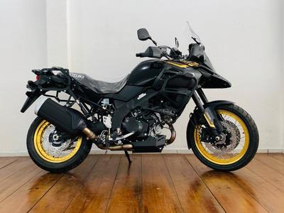 Suzuki Vstrom 1000xt 20/21 Preta