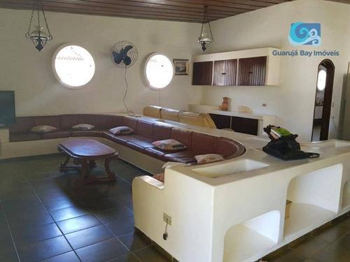 Imagem 1 de 8 de Casa À Venda Praia Da Enseada - Guarujá - Ca1777