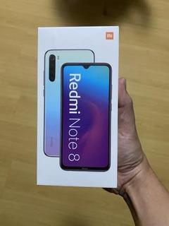 Xiaomi Redmi Note 8 Com 7 Dias De Comprado.